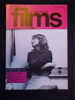 Films on Screen and Video (June, 1981 , Volume 1, #7), Robin Bean (editor); Dee Hepburn; Gloria Swanson; Shelley Duvall