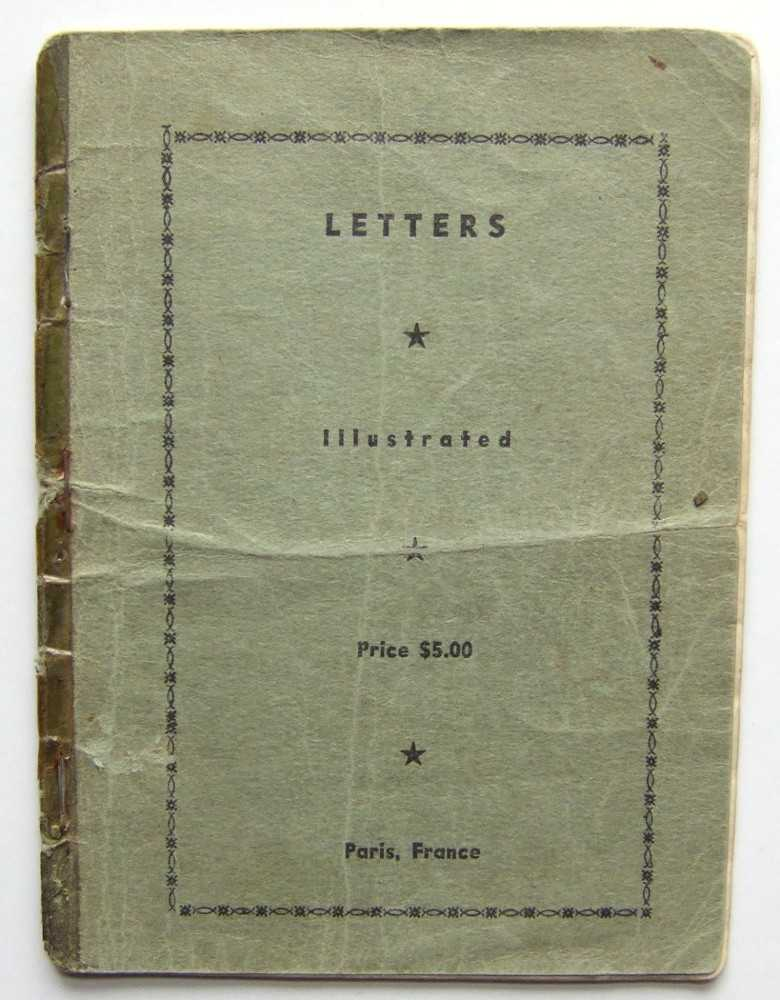 Letters, Illustrated, Anonymous