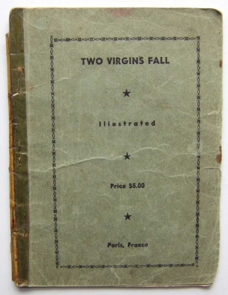Two Virgins Fall, Illustrated, Anonymous