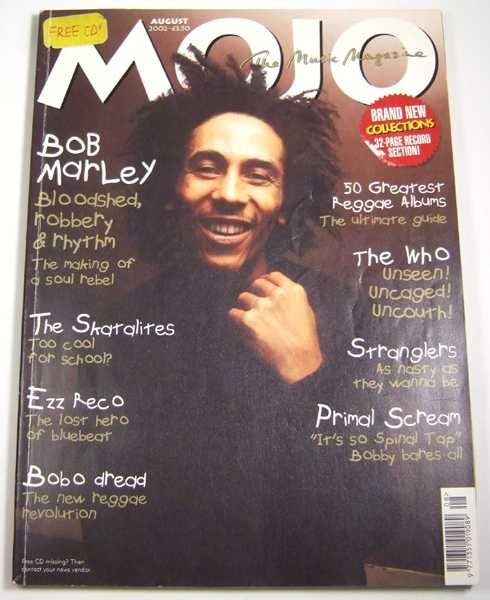 Mojo Music Magazine #105 (August, 2002), Editors