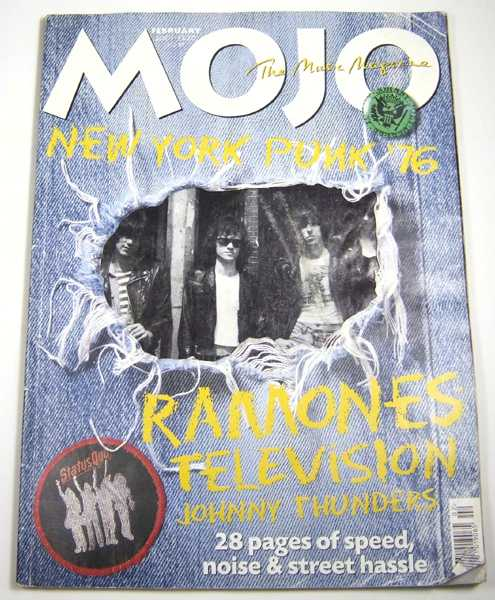 Mojo Music Magazine #87 (February, 2001), Editors