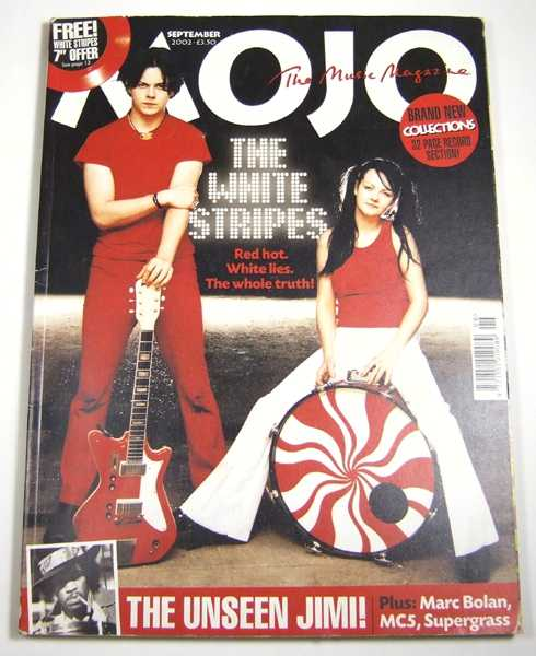Mojo Music Magazine #106 (September, 2002), Editors