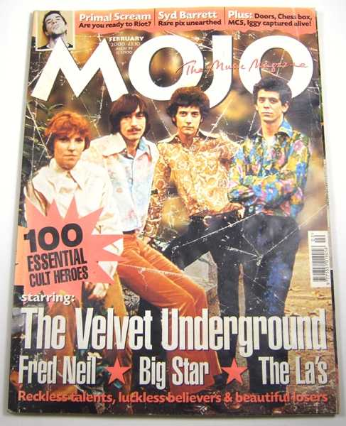 Mojo Music Magazine #75 (February, 2000), Editors