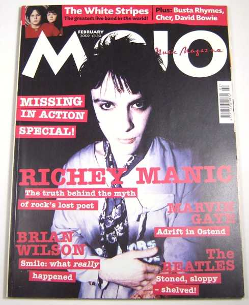 Mojo Music Magazine #99 (February, 2002), Editors