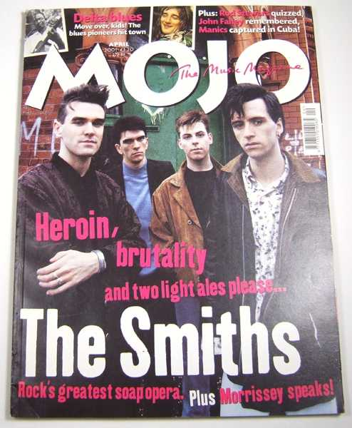 Mojo Music Magazine #89 (April, 2001)