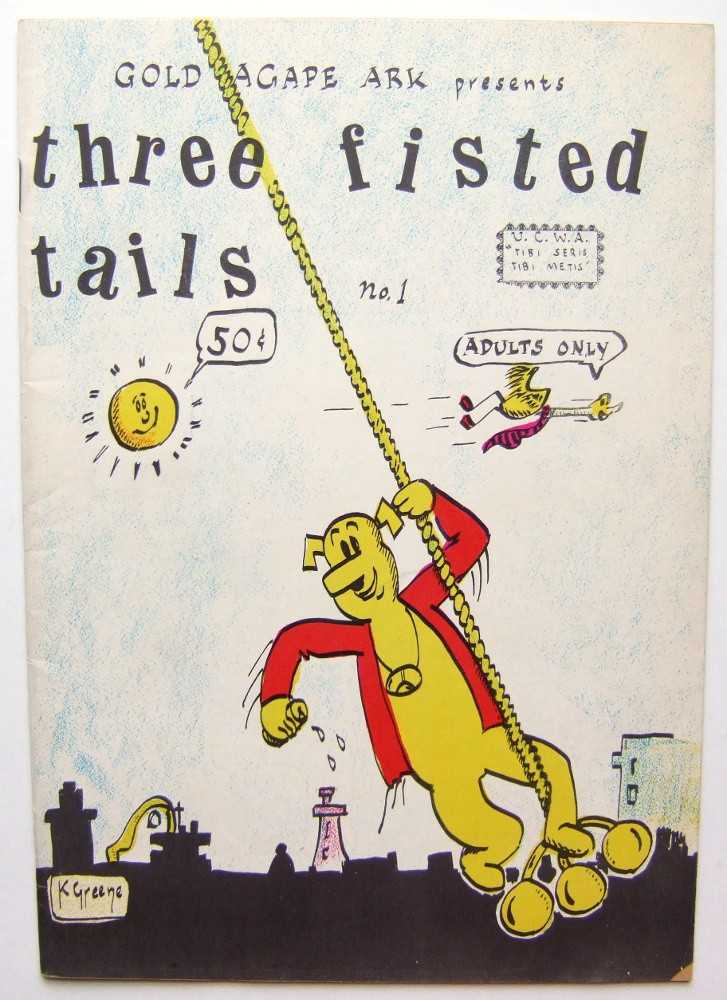 Three Fisted Tails #1