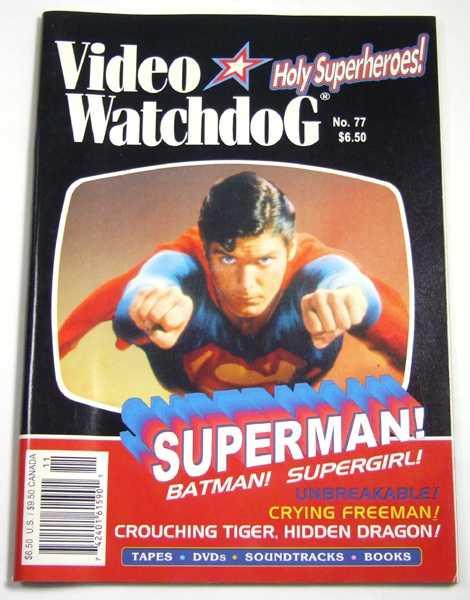 Video Watchdog #77 (November, 2001)
