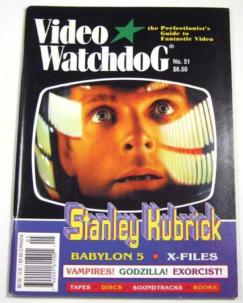 Video Watchdog #51 (May / June 1999)