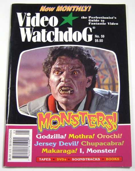 Video Watchdog #59 (May, 2000)
