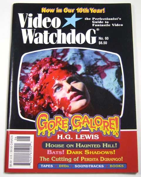 Video Watchdog #60 (June, 2000)