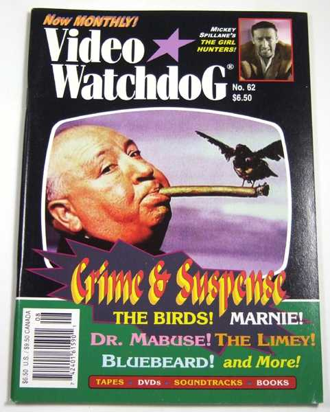 Video Watchdog #62 (August, 2000)