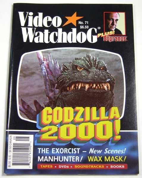 Video Watchdog #71 (May, 2001)