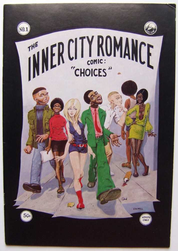 Inner City Romance Comix 1: Choices, Colwell, Guy