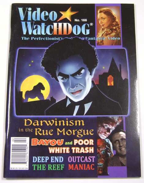 Video Watchdog #166 (January / February, 2012)