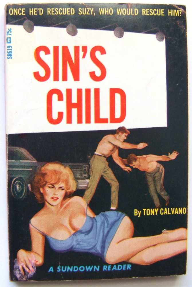 Sin's Child, Calvano, Tony