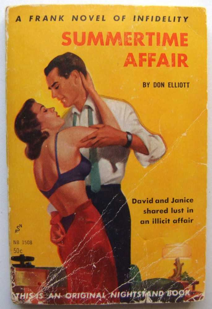 Summertime Affair, Don Elliot (aka Robert Silverberg)