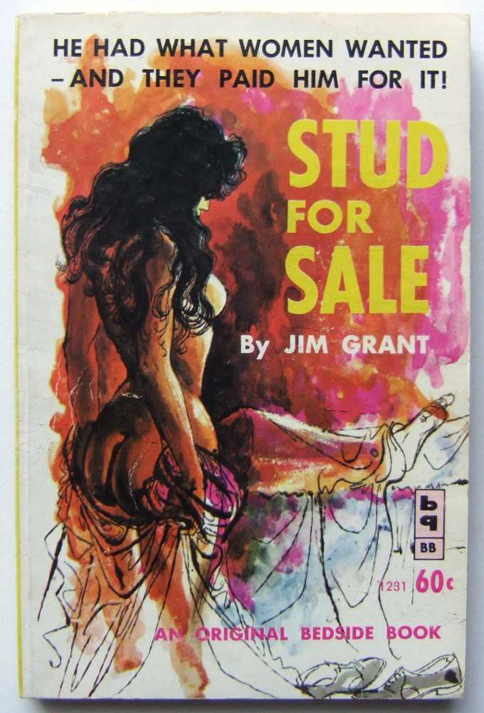 Stud For Sale, Grant, Jim