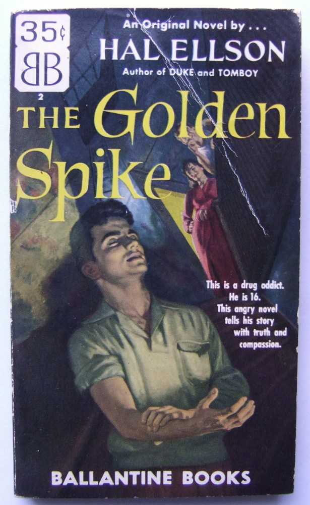 The Golden Spike, Ellson, Hal