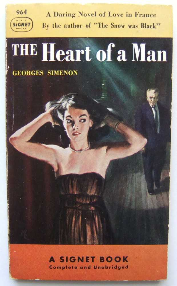 The Heart of a Man, Georges Simenon; Louise Varese (tran)