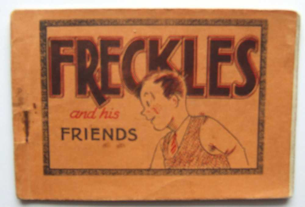Freckles and His Friends (Freckles McGoosey) (Tijuana Bible, 8-Pager), Anonymous; Based on characters created by Merrill Blosser