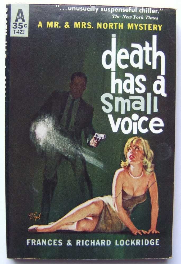 Death Has a Small Voice: A Mr. and Mrs. North Mystery, Lockridge, Frances and Richard