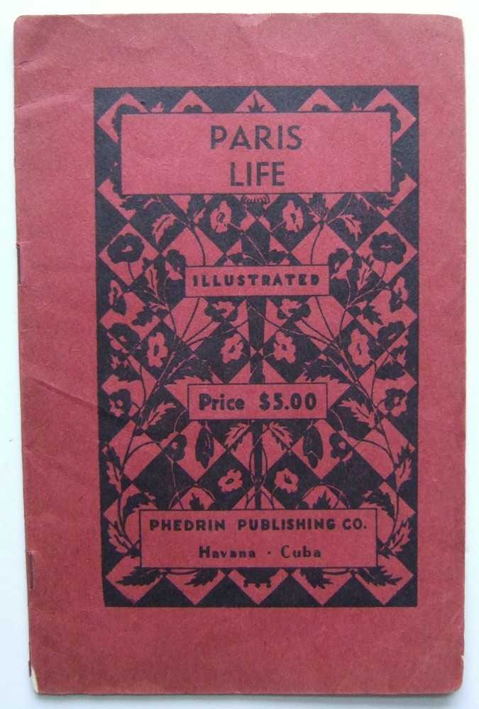 Paris Life, Illustrated, Anonymous