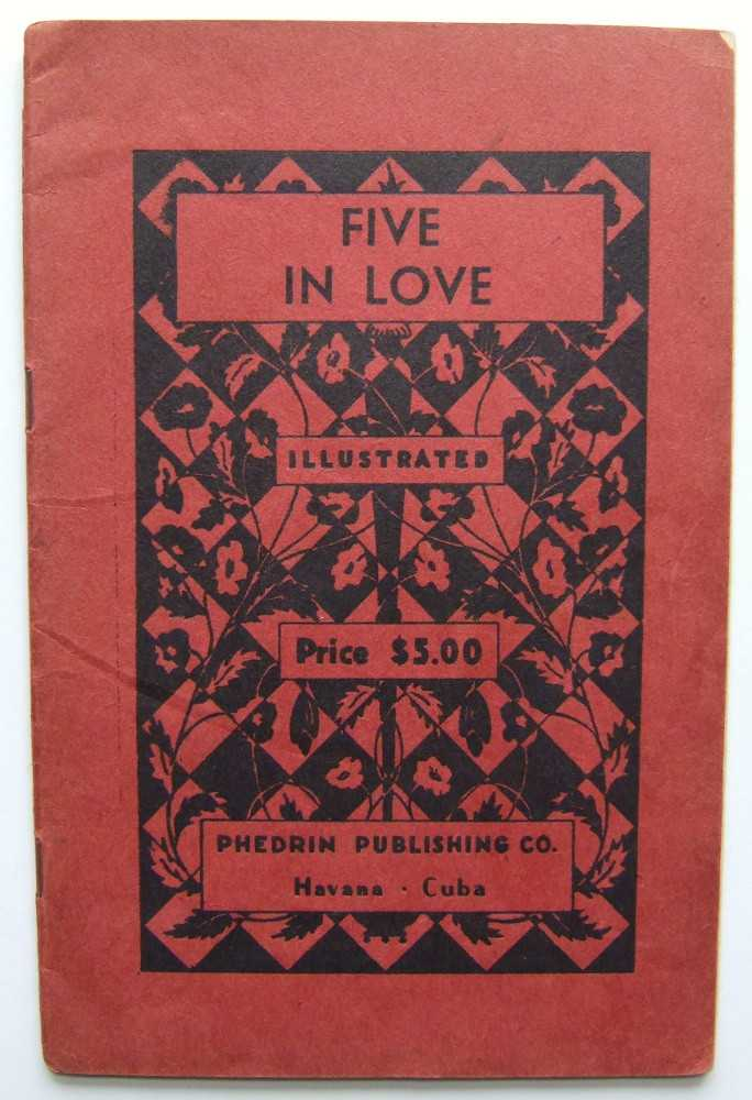 Five in Love, Illustrated, Anonymous