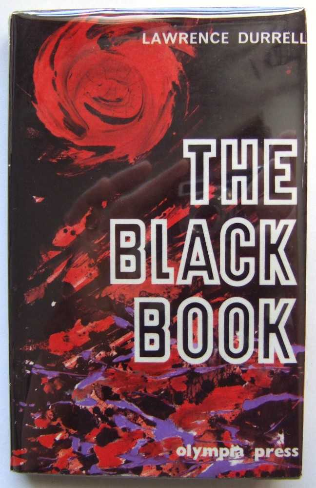 The Black Book, Durrell, Lawrence