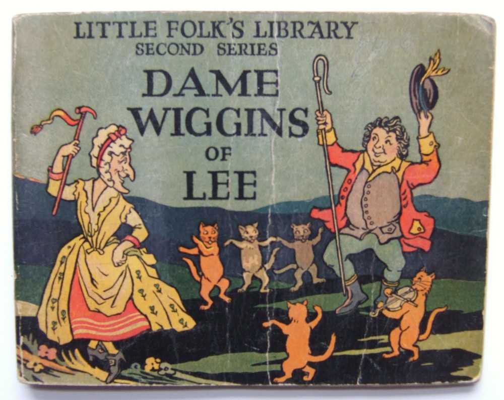 Dame Wiggins of Lee and Old Mother Hubbard (Little Folk's Library), Bryce and Edna Turpin (editors), Catherine T.