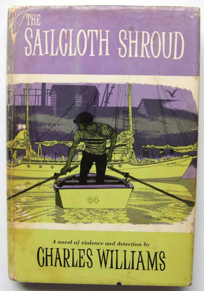 Sailcloth Shroud, Williams, Charles