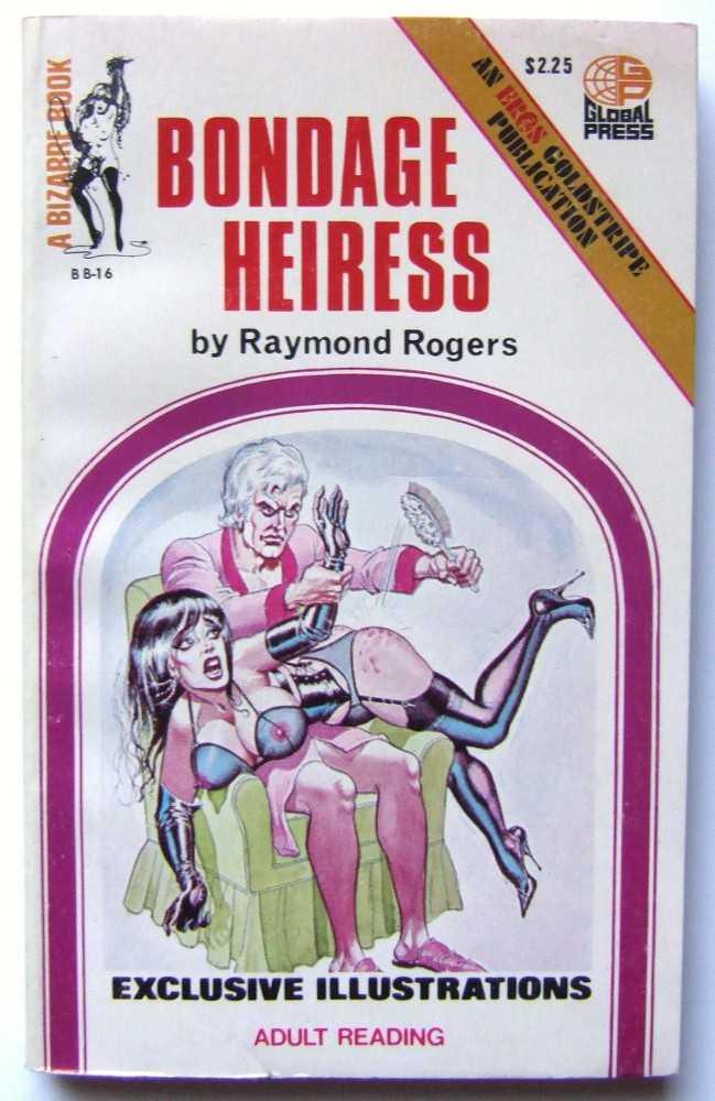 Bondage Heiress, Rogers, Raymond
