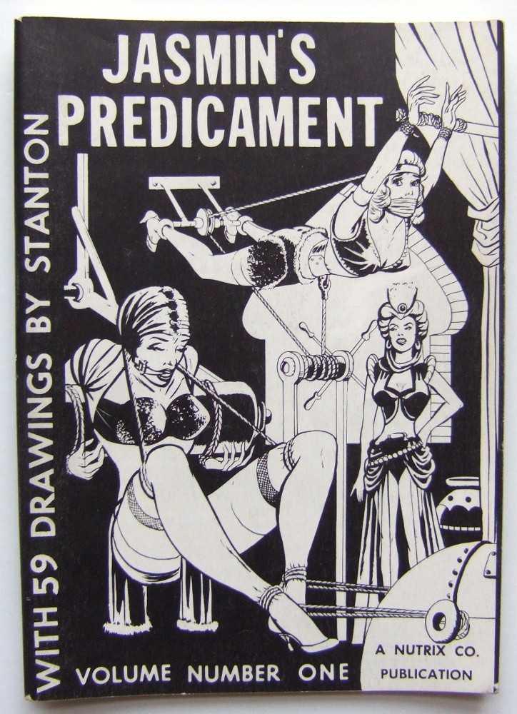 Jasmin's Predicament (Volume Number One), Stanton, Eric