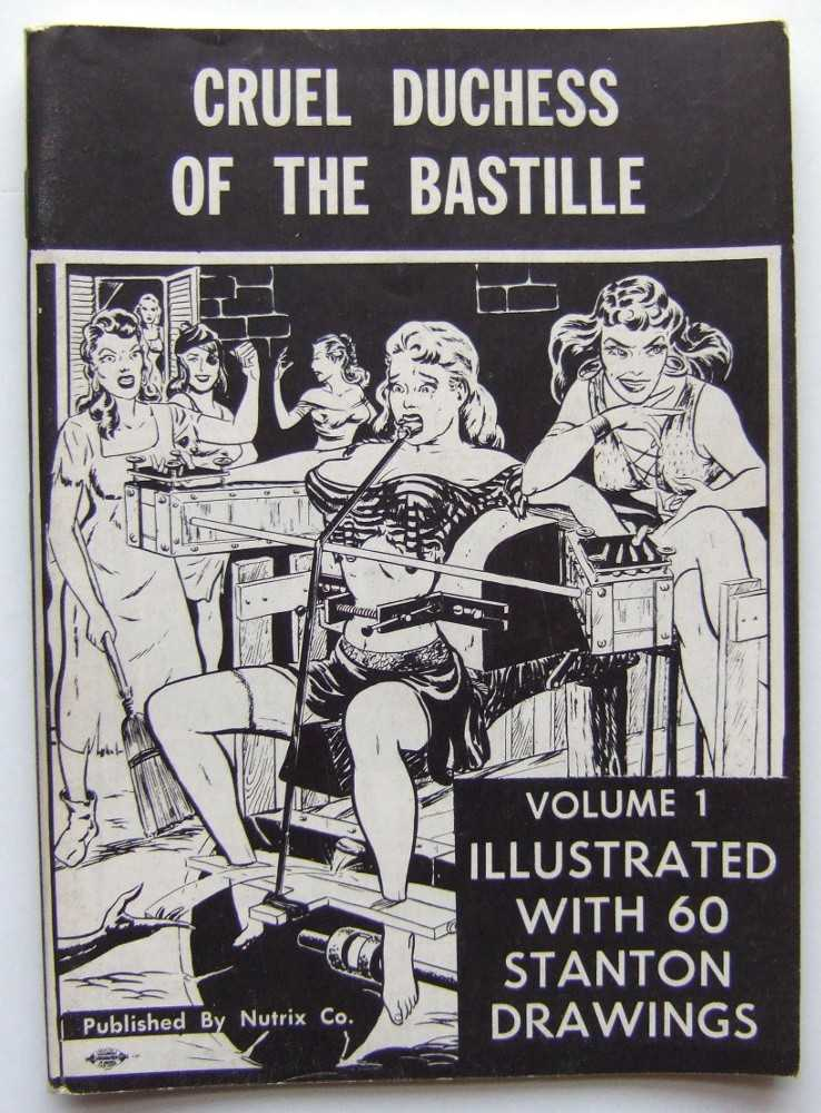Cruel Duchess of the Bastille (Volume Number One), Stanton, Eric