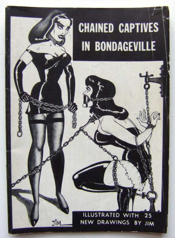 Chained Captives in Bondageville, Jim of Switzerland