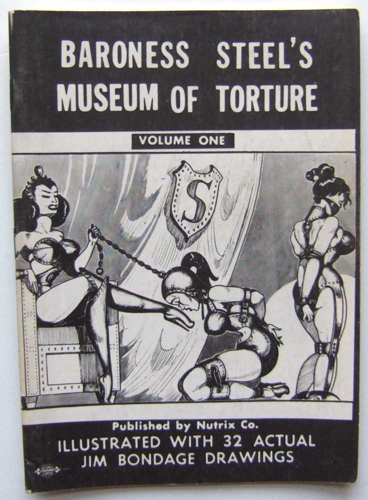 Baroness Steel's Museum of Torture (Volume Number One), Jim of Switzerland