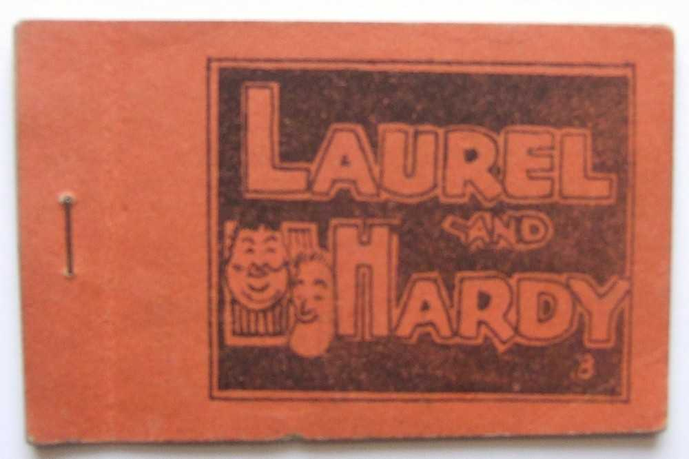 Laurel and Hardy (Tijuana Bible), Unknown; parody of Stan Laurel & Oliver Hardy