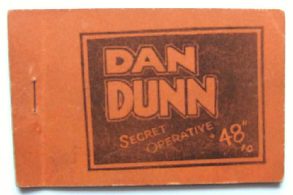 "Dan Dunn, Secret Operative ""48"" (Tijuana Bible, 8-Pager), Anonymous; Based on characters created by Norman Marsh"
