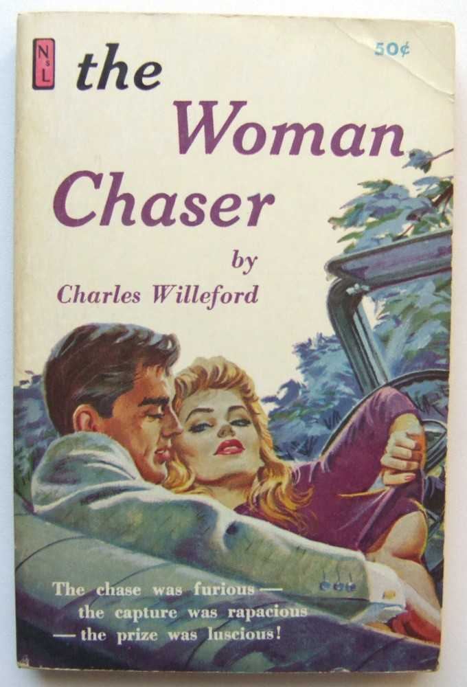 The Woman Chaser, Willeford, Charles
