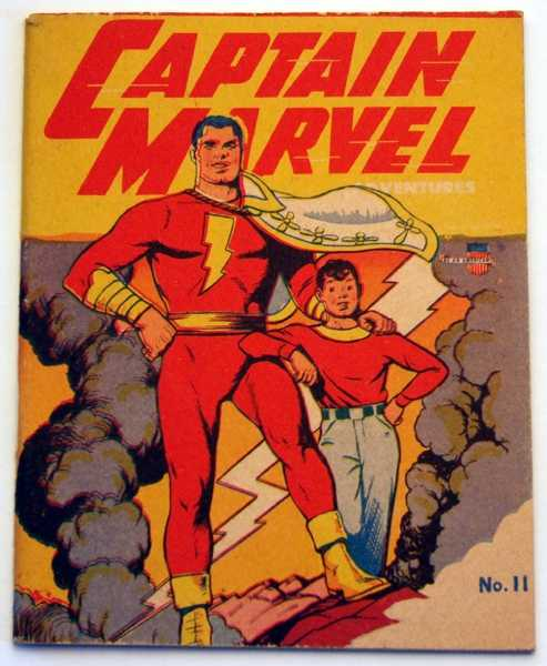 Captain Marvel Adventures #11A (Mighty Midget Comics), Beck, C.C.