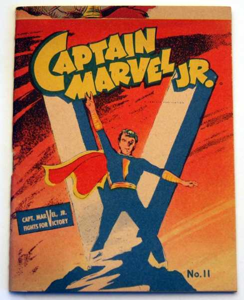 "Captain Marvel Jr. #11A (Mighty Midget Comics), C.C. Beck; Emmanuel ""Mac"" Raboy"