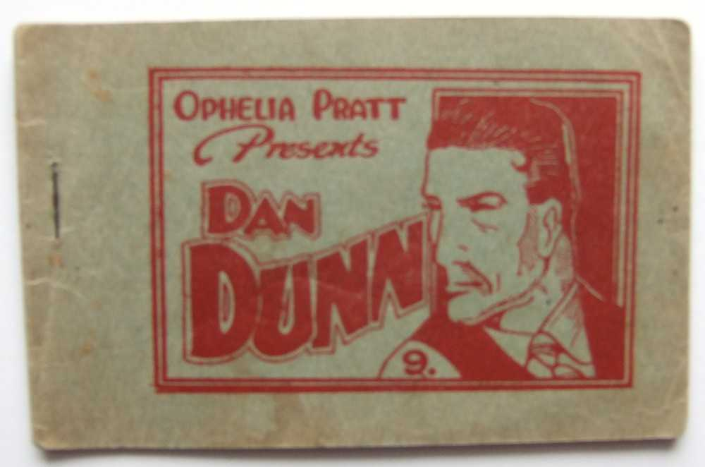 Ophelia Pratt Presents Dan Dunn #9 (Tijuana Bible, 8-Pager), Anonymous; Based on characters created by Norman Marsh