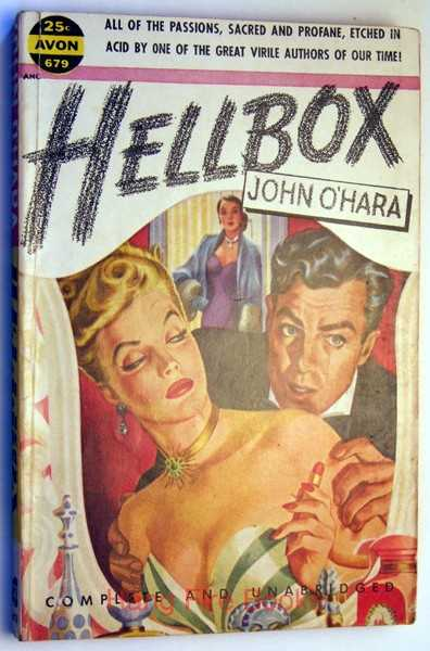 Hellbox, O'Hara, John