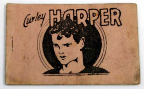 Curley Harper (Tijuana Bible, 8-Pager), Anonymous; Based on characters created by Lyman Young