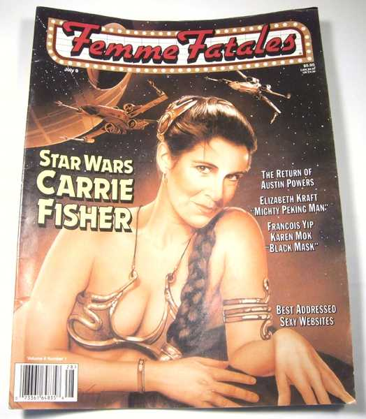 Femme Fatales (Volume 8, Number 1; July 9, 1999), George (Editor); Carrie Fisher,Bill