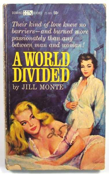 A World Divided, Monte, Jill