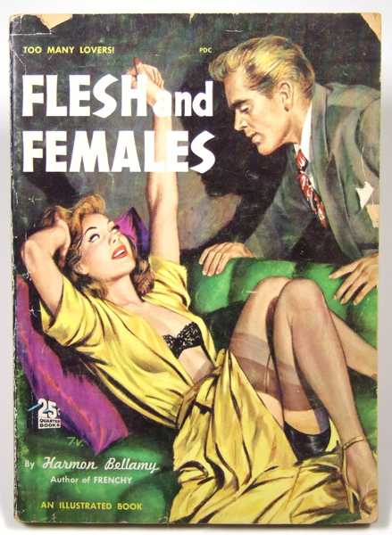 Flesh and Females, Bellamy, Harmon