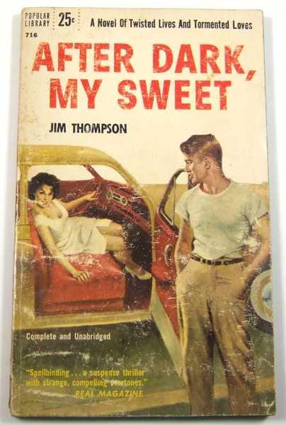 After Dark, My Sweet, Thompson, Jim