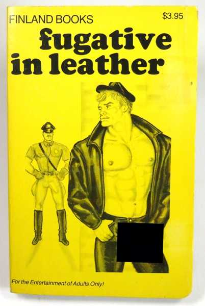 Fugative (Fugitive) in Leather, Anonymous