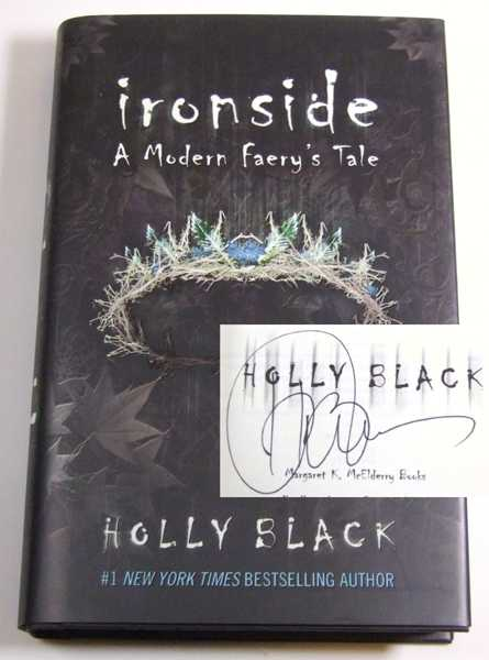 Ironside: A Modern Faery's Tale, Black, Holly
