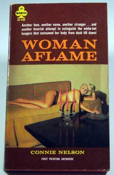 Woman Aflame, Nelson, Connie